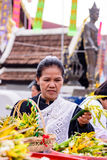 Inthakin Festival. Stock Photo