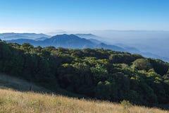 Inthanon国家公园, Chiangmai泰国 免版税库存图片