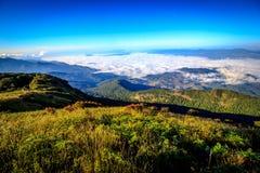 Inthanon de Doi, Thaïlande Images stock