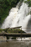 Inthanon nation park water fall Stock Image