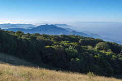 Inthanon park narodowy, Chiangmai Tajlandia Obraz Royalty Free