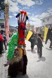 Inti Raymi celebation in Alangasi, Ecuador Royalty Free Stock Photos