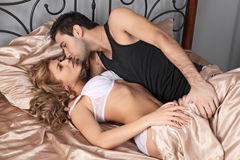 Intimacy Royalty Free Stock Images