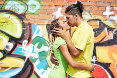 Intimacy Royalty Free Stock Photo
