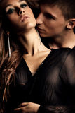 Intimate moments Royalty Free Stock Images