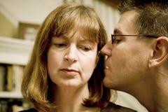 Intimate Secrets Royalty Free Stock Photos