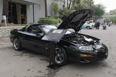 Intimidator ss di Chevrolet Camaro su esposizione Fotografia Stock