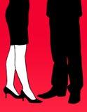 intimiteit Stock Afbeelding