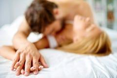 intimiteit royalty-vrije stock afbeelding