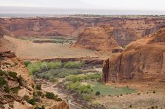 Free Into The Canyon 2 Stock Photography - 1150322