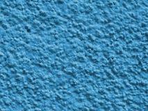 Intonaco blu immagini stock