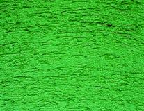 Intonaco verde Immagine Stock Libera da Diritti