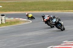 Intorno al campionato australiano 3 - 2017 del Superbike di finanza del motore di Yamaha Immagine Stock Libera da Diritti