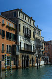 Intorno al grande canale, Venezia immagine stock libera da diritti