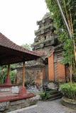 Intorno al palazzo di Ubud, Bali fotografie stock libere da diritti