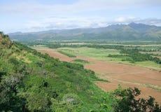 Intorno alla valle di Vinales in Cuba Fotografia Stock Libera da Diritti