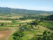 Intorno alla valle di Vinales in Cuba Fotografie Stock