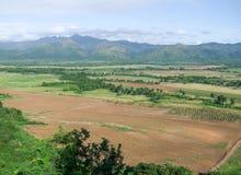 Intorno alla valle di Vinales in Cuba Immagini Stock Libere da Diritti