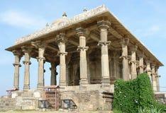 Intorno a Kumbhalgarh immagine stock libera da diritti