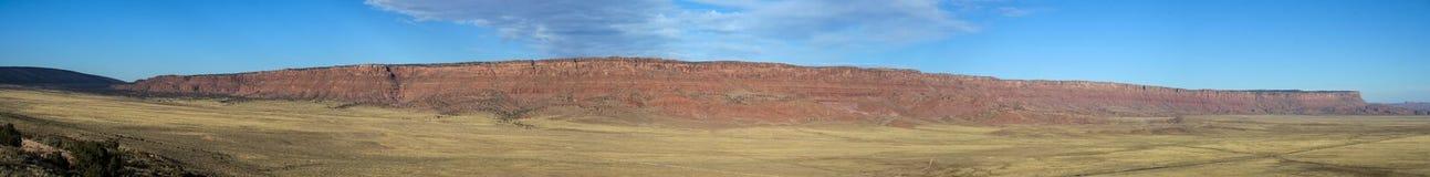 Intorno a panorama di Grand Canyon Immagine Stock