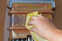 Intoxique o calefator de água Fotos de Stock