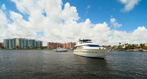 Intracoastal Waterway Stock Photos