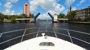 Intracoastal Waterway Royalty Free Stock Image