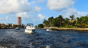 Intracoastal Waterway Stock Images
