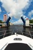 Intracoastal Waterway Royalty Free Stock Photography