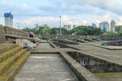 Intramuros Royalty Free Stock Images