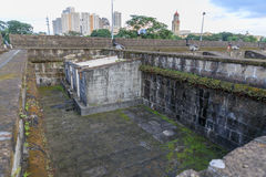 Intramuros Royalty Free Stock Photo