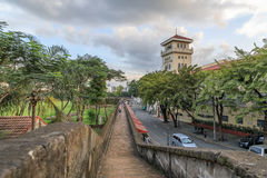 Intramuros Royalty Free Stock Photography