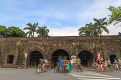 Intramuros Royalty Free Stock Image