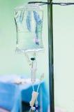 Intraveneuze IV druppel Stock Fotografie