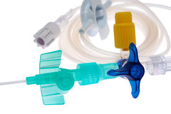 Intravenous system Stock Photography