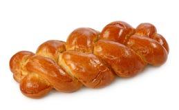 Intrecciatura dolce del pane fotografia stock libera da diritti