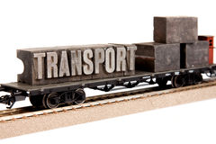 Intrenational Ecologic locomotive transport Stock Photos