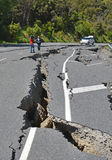 Intrepid Reporter & Cameraman brave the dangers of Kaikoura Ear stock photography