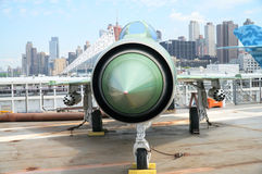 Intrepid Sea, Air and Space Museum Stock Image
