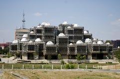 Intressant arkivbyggnad Royaltyfri Bild