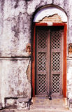 Indian Doorway Stock Images