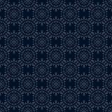 Intricate flourish seamless background. Vector. Intricate flourish background. Seamless lace snowflakes pattern. Vector Stock Image