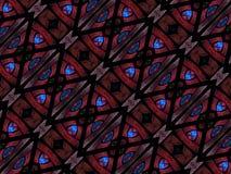Intricate Geometric Modern Seamless Pattern Royalty Free Stock Photos