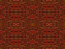 Intricate Geometric Tribal Seamless Artwork Royalty Free Stock Photography