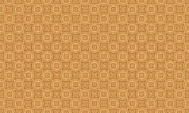 Intricate gold, tan and brown striped diamond design. Intricate gold wooden, tan and brown striped diamond design Stock Photo