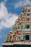 Intricate Indian Architecture Royalty Free Stock Image