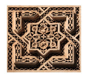 Intricate Islamic pattern Royalty Free Stock Images