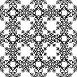 Intricate Lace Pattern Background Stock Photography