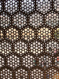 Intricate marble screen in  Amber Fort, Royalty Free Stock Photo