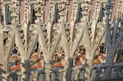 Intricate Masonry Royalty Free Stock Photography